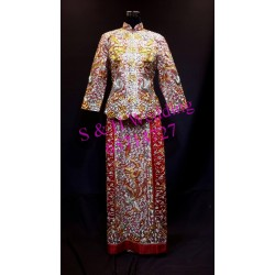 Chinese Gown-Woman