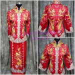 Chinese Gown (RENTAL) CW010