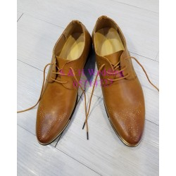 Men's Leather Shoes (Purchase) MA007