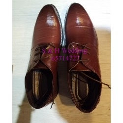 Men's Leather Shoes (Purchase) MA010
